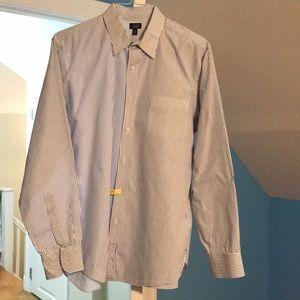 J crew men's shirt